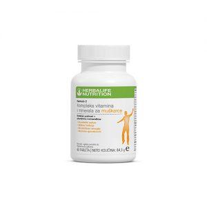 Formula 2 Kompleks vitamina i minerala za muškarce