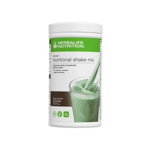 Formula 1 Nutritional shake mix - Mint & Chocolate