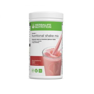 Formula 1 Nutritional shake mix - Strawberry delight