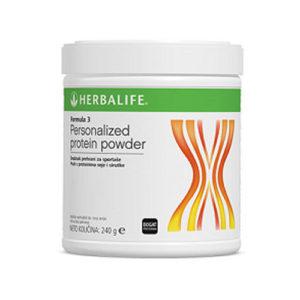 Formula 3 Personalized Protein Powder s bjelančevinama soje i sirutke