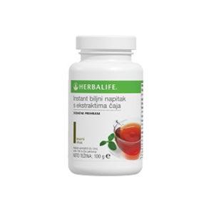 Thermojetics® Čaj na biljnoj bazi - Okus breskve